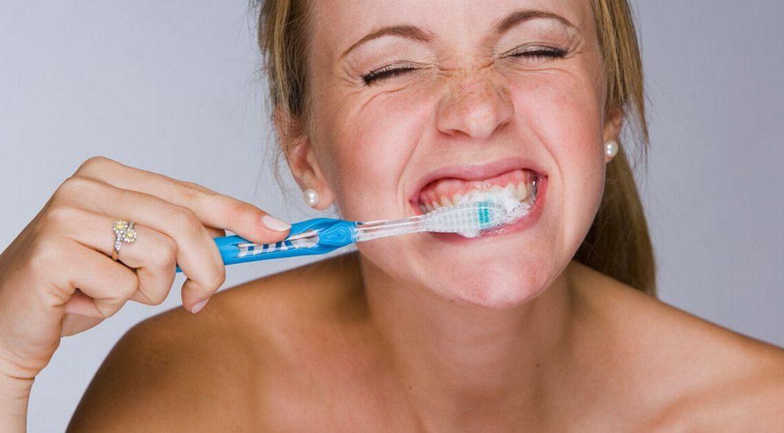 Миене на зъбите