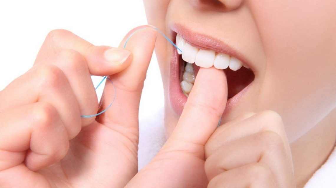 Почистване на зъбите